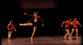 Romain PANASSIE danseur